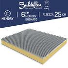 Matratze Memory Foam Hoch 25 CM Lite Orthopädische Mit 6 günstig