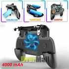 4-IN-1 Mobile Phone Game Controller Cooling Fan Gamepad for PUBG Android IOS USA