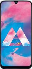 "New Samsung Galaxy M30 Unlocked Dual SIM-6.4"" FHD+ Infinity U Display-4GB+64GB"