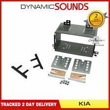 CT23KI07 CD STEREO PER AUTO GRUPPO Fascia doppio DIN Kit di Montaggio per Kia Rio II 2008 />