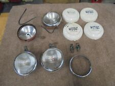 "Spotlamps ""wipac"" from the late 1970's off a escort mk2 rally car..for rebuild."