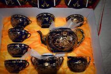 service a thè en porcelaine