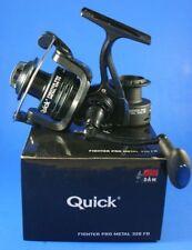 DAM Quick Fighter Pro Metal 320FD 2+1bb 5.2:1 Front Drag Fishing Reel