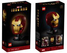 LEGO ® MARVEL SUPER HEROES IRON MANS HELM 76165   NEU & ORIGINALVERPACKT