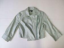 Women's CAMILLA & MARC Sz 8 AU Crop Jacket Green ExCon Lime   3+ Extra 10% Off