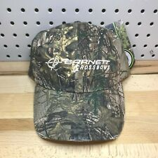 Barnett Crossbows Realtree Xtra Green Camo Embroidered Logo Hat NWT Rare Cap
