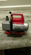 Robinair 15150 VacuMaster 1.5 CFM Vacuum Pump, 1/4 hp, 7.4 oz, 115V