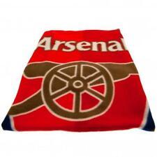 Arsenal F.C OFFICIAL MERCHANDISE FLEECE BLANKET  NEW SEASON 18 XMAS GIFT