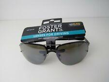 New Foster Grant aviator style driving sunglasses TREAD  #667