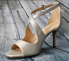MIB Nine West Gessabel Heel Sandals Size 6.5 M