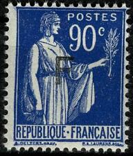 FRANCE 1939  Timbre de Franchise YT n° 10 neuf ★★ Luxe / MNH