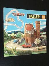 Catalogue faller Jouets 1964 1965 TBE