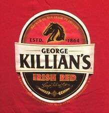 "T-Shirt LRG ""George Killian's Irish Red"" Beer T-Shirt"
