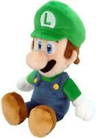 """Super Mario Plush - 8"""" Luigi Soft Stuffed Plush Toy Japanese Import"""