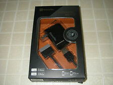 New Xtrememac IPD-ICH-10 USB Home Charger & Sync Cable For iPod and iPhone