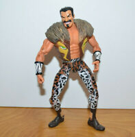 "MARVEL LEGENDS KRAVEN THE HUNTER Action Figure 2002 6"" Toybiz Spiderman Classics"