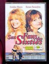 DVD : Sex Fans des Sixties (Bob Dolman 2002) Susan Sarandon, Goldie Hawn