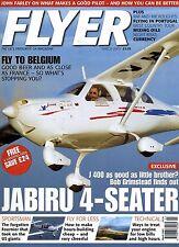 Flyer Magazine 2003 March RS180 Sportsman,Jabiru