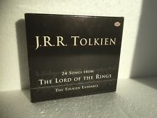 JRR Tolkien Rare Import 24 Songs From Lord of the Rings By the Tolkien Ensemble