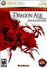 Dragon Age: Origins -- Awakening  (Xbox 360, 2010)