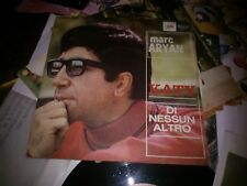 "7"" MARC ARYAN  ITALY KATY DI NESSUN ALTRO EX++/N-MINT"