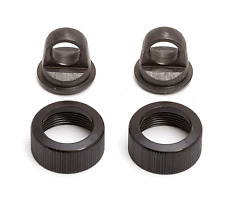 Team Associated -  RC8 Shock Caps & Retainers - AS89061