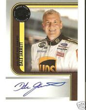 2005 Press Pass Signings Dale Jarrett Autographed Card!