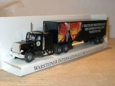 Wiking US Truck WARSTEINER Montgolfiade 2002 - 3603