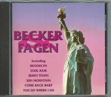 BECKER & FAGEN CD 1994 USA ISSUE west coast prod STEELY DAN