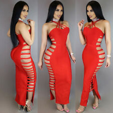 Sexy-Womens-Summer-Sleeveless-Bandage-Bodycon-Evening-Party-Cocktail-Club-Dress