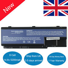 New 8 Cell Battery for Acer Aspire AS07B31 AS07B41 5300 5310 5315 5535 5720 5735