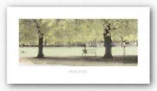 Saint James Park, London Michael Hudson Art Print 8x20