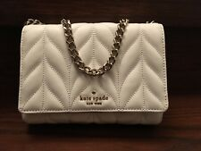 Kate Spade New York Mini Evelyn Briar Lane quilted crossbody purse
