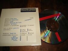 HECTOR ZAZOU BJORK CD PROMO CHANSONS DES MERS FROIDES SUZANNE VEGA SIOUXSIE