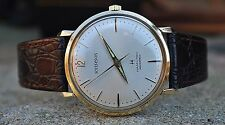Hamilton Masterpiece 10k Gold Filled Gents Orologio Vintage c1960's-wow!