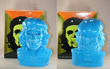 "Frank Kozik 16"" 2010 Blue Dead Che Bust LE 50 VINYL ULTRAVIOLENCE NEW Art Figure"