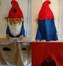 Men's Garden Gnome M/L Halloween Costume