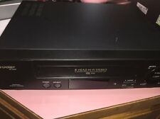 Sharp VC-H972U Videoregistratore 4-Head Video a Cassette VHS Lettore Hi-Fi No