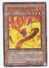 YU-GI-OH Sonneneruptions Drache Common Asiatisch