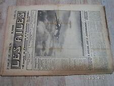 "1µ?  Revue Les Ailes ""Monde Aviation"" n°1307 L'Armagnac Pulso SNECMA Emouchel"