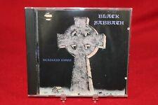 BLACK SABBATH Headless Cross (CD, 1989, I.R.S. Metal) IRSD-82002, 1st Press