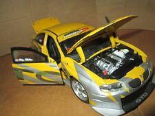 2004 pontiac GTO 1/18 JOY RIDE  LTD RALLY RACING VERSION  LOOSE NO BOX