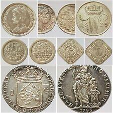 Monnaie Pays Bas Holland Stuiver Duit Cent 1739 1917 Choisissez votre monnaie