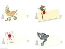 Tischkarten-Tischdekorationen aus Papier für alle Anlässe