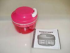 Tupperware Turbo Chef PINK D158 Zwiebelschneider Happy Mini Quick-Chef