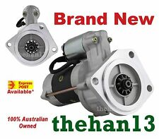 Starter Motor For Nissan Patrol GQ Y60 & GU Y61  4.2L Diesel &Turbo TD42 &TD42T