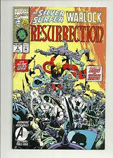 THE SILVER SURFER WARLOCK RESURRECTION #2 ~ 1993 Marvel Comics ~ NM-