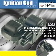 A-Premium Ignition Coil Pack for Mercedes Benz CL ML SL Class W163 2001-2014 V8