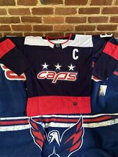 Alexander Ovechkin Stadium Series Authentic Adidas Jersey