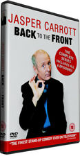 Jasper Carrott: Back to the Front DVD (2010) Paul Smith ***NEW***